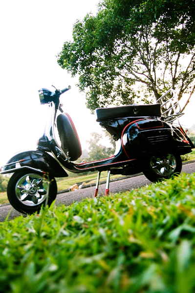 Vespa Sprint Veloce from Motor Modif